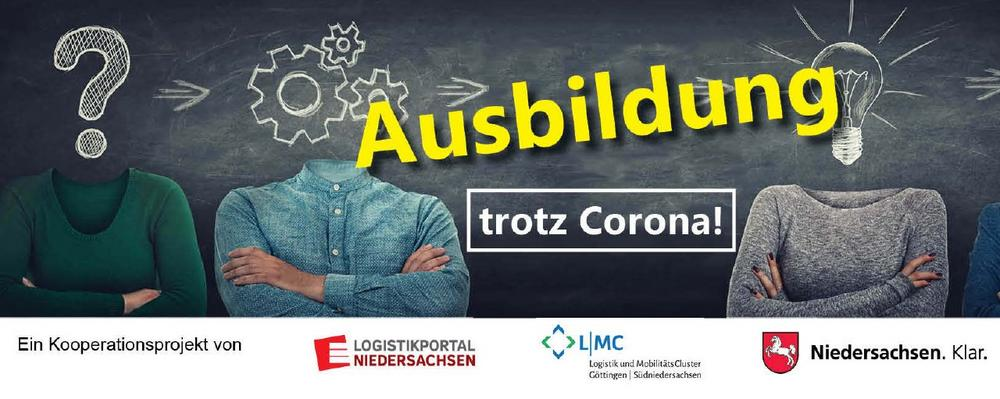 """""""Ausbildung 2021 – in Zeiten von Corona – das geht!"""" (Konferenz   Online)"""