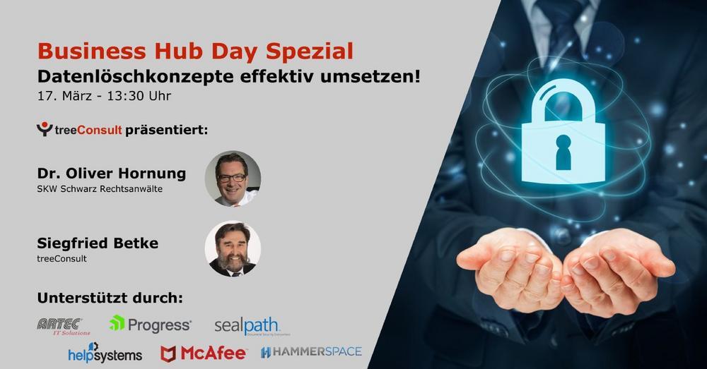 Business Hub Day ONLINE Spezial (Webinar | Online)