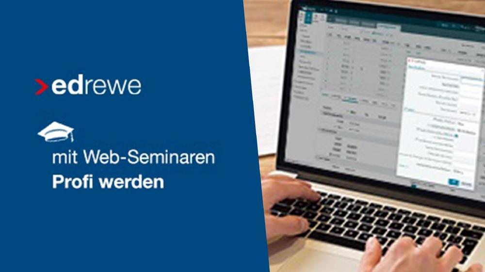 Kostenstellen in edrewe TEIL 1 – Anlage und Bearbeitung (Webinar | Online)