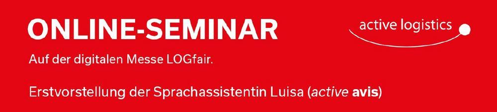 active avis mit integriertem Sprachassistenten, Tobias Braun (Seminar   Online)
