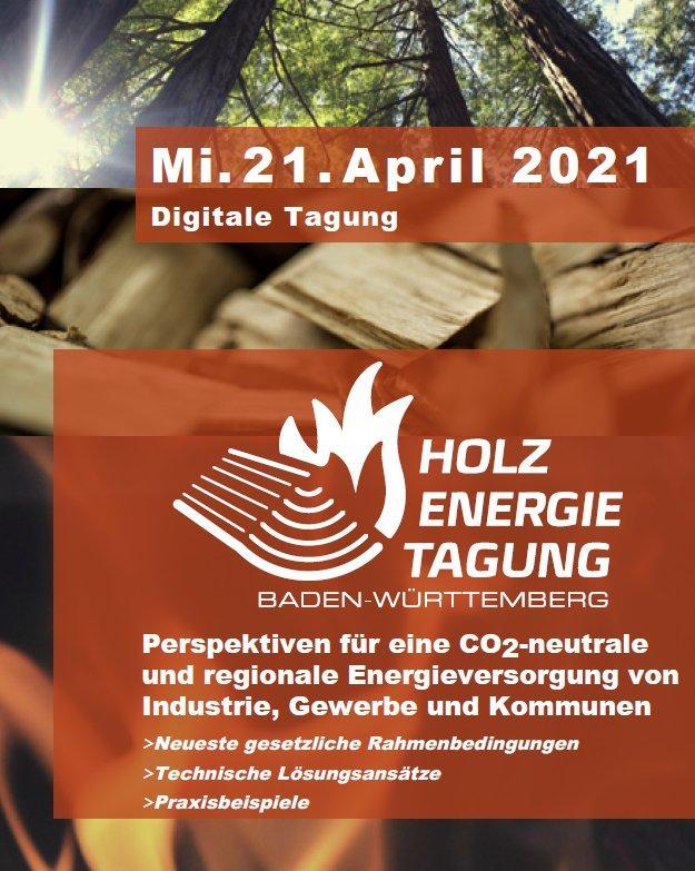 Holzenergie-Tagung 2021 (Sonstige Veranstaltung | Online)