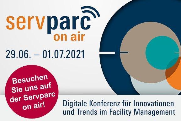 Servparc on air (Messe | Online)