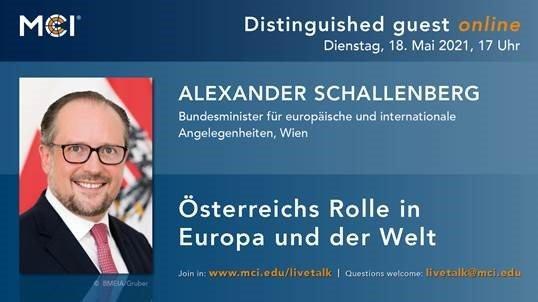 Österreichs Rolle in Europa und der Welt (Seminar | Online)