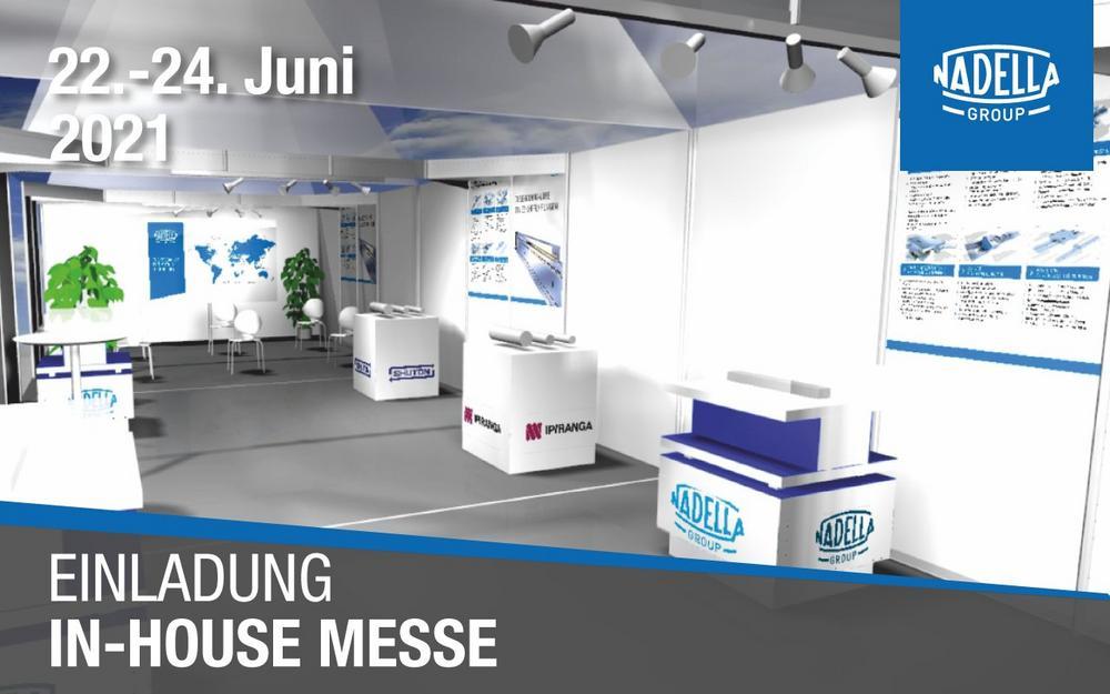 Nadella In-House Event 2021 (Messe   Nufringen)