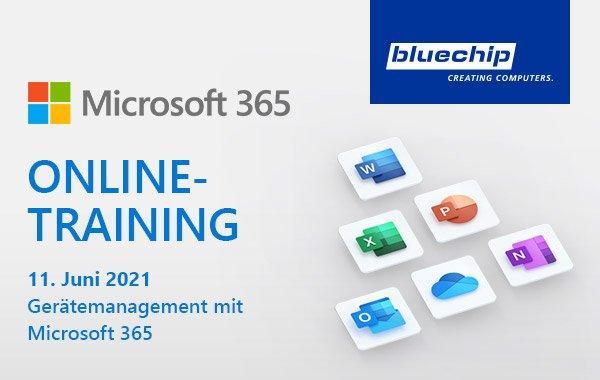 Gerätemanagement mit Microsoft 365 (Webinar | Online)