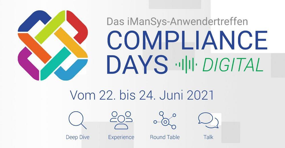 Compliance Days digital (Webinar | Online)