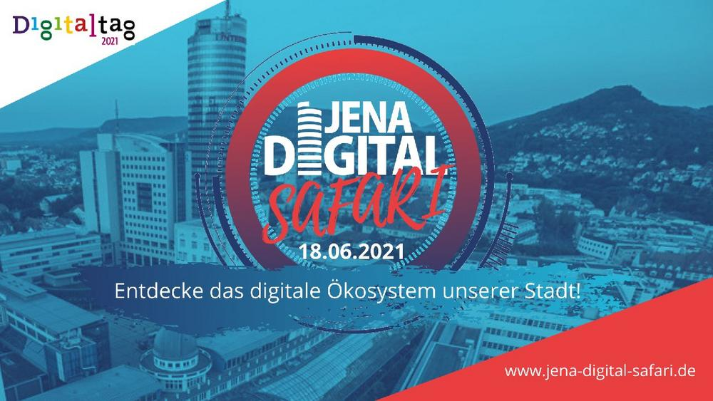 JENA Digital Safari (Sonstige Veranstaltung | Online)