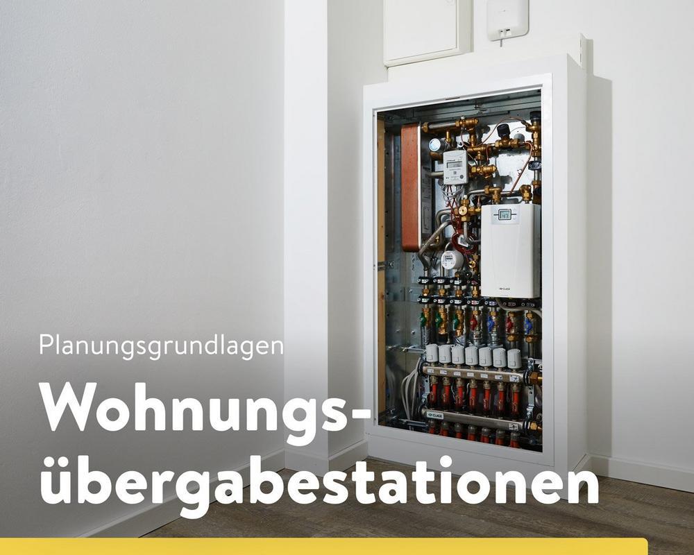 Planungsgrundlagen Wohnungsübergabestationen (Seminar | Online)