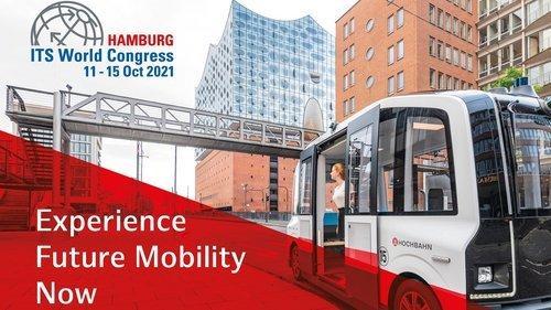 ITS World Congress 2021 Hamburg – Gateway Hamburg (Kongress | Hamburg)