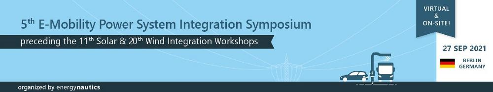5th E-Mobility Power System Integration Symposium (Konferenz | Berlin)