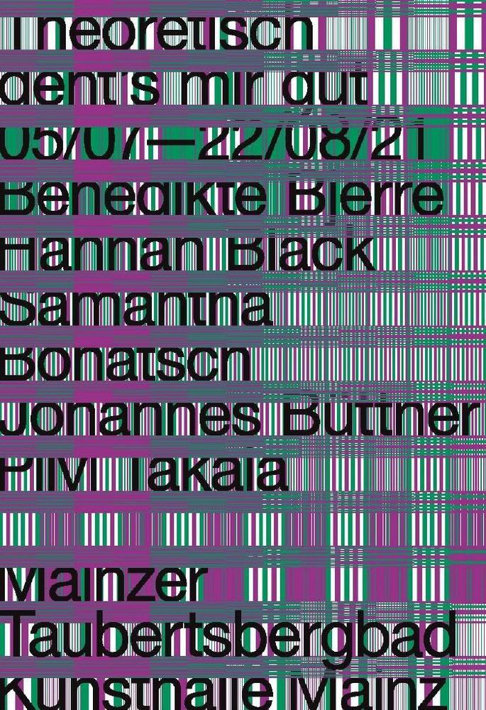 Ausstellungsrundgang mit Lina Louisa Krämer (Kuratorin Kunsthalle Mainz) (Ausstellung | Mainz)