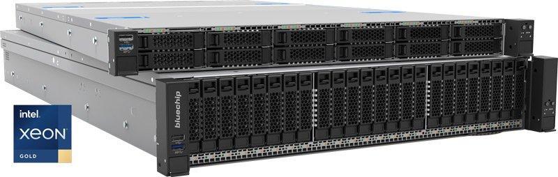 Plattform-Update der bluechip SERVERline 70000+ (Webinar | Online)