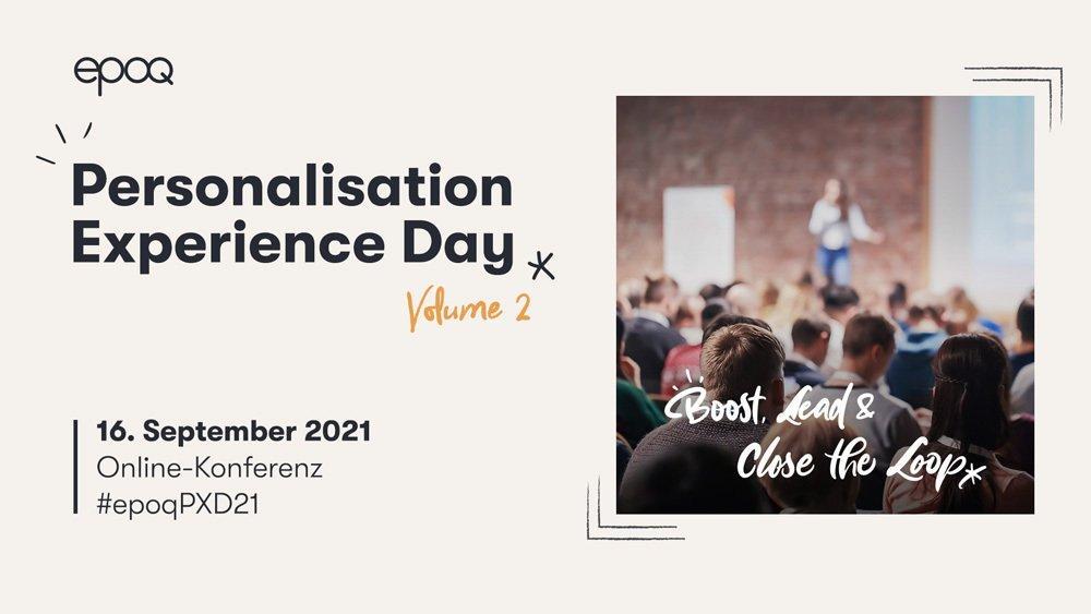 epoq Personalisation Experience Day 2021 (Konferenz   Online)