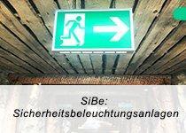 SiBe: Sicherheitsbeleuchtungsanlagen DIN VDE 0108-100 (Seminar   Fulda)