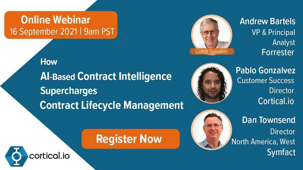 How AI-Based Contract Intelligence Supercharges Contract Lifecycle Management (Webinar   Online)