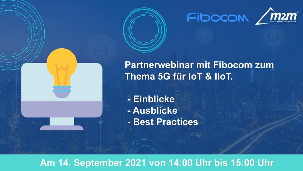 5G für IoT & IIoT – Einblicke, Ausblicke – Best Practice (Webinar | Online)