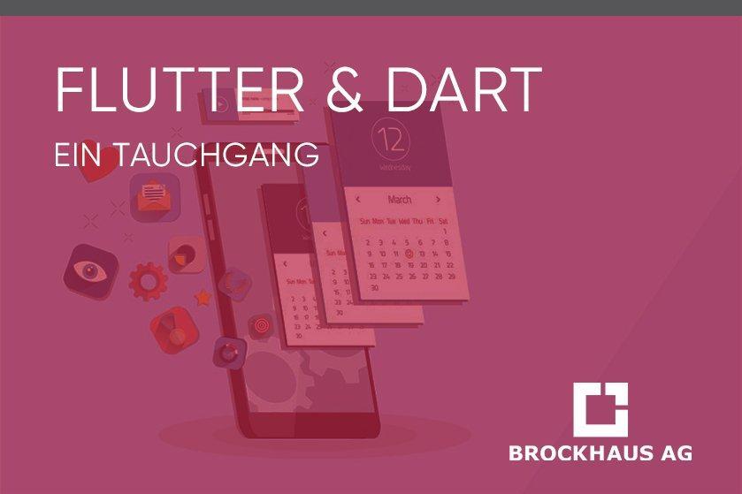 Flutter & Dart: Ein Tauchgang (Webinar | Online)
