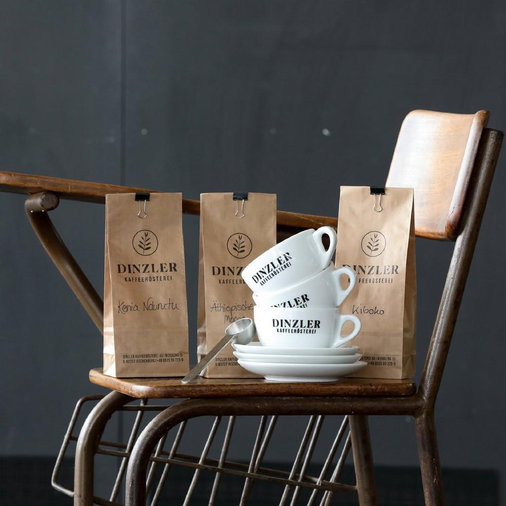 DINZLER Online Kaffeeverkostung (Webinar | Online)