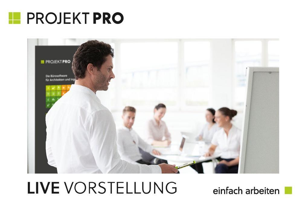 Für Interessenten: Live Vorstellung von PROJEKT PRO in Hamburg (Sonstiges | Hamburg)
