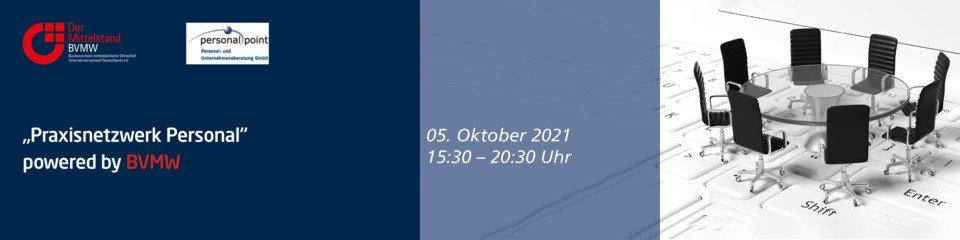 """Praxisnetzwerk Personal"" powered by BVMW (Seminar | Bonn)"