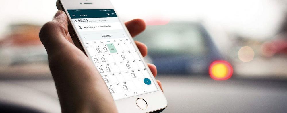 Passive Zeiterfassung – Dokumentation der Arbeitszeiten noch einfacher (Webinar | Online)